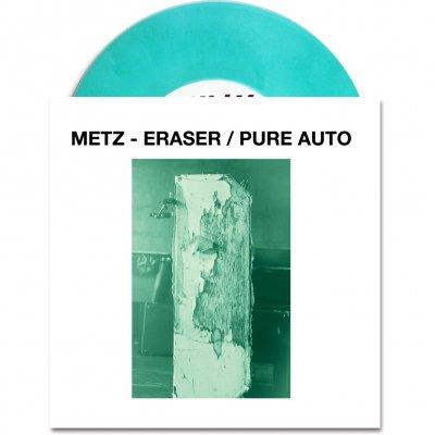"""Eraser/Pure Auto 7"""" (Sea Foam Green)"""