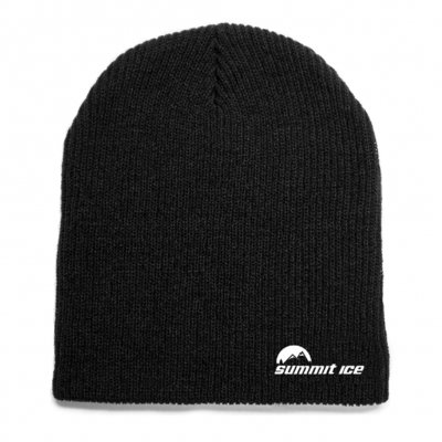 Summit Ice Embroidered Tuque