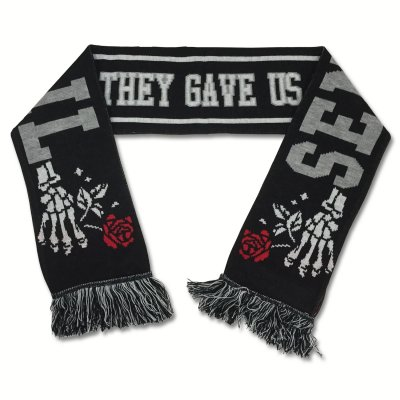 senses-fail - Rose Scarf
