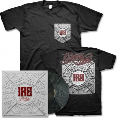 Parkway Drive - Ire 2xLP (Clear Smoke) & Pocket Tee & Deluxe Digital Download