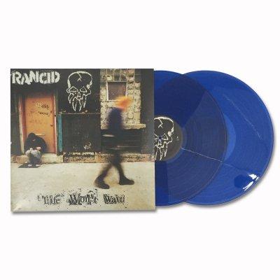 Rancid - Life Won't Wait 2xLP (Blue)