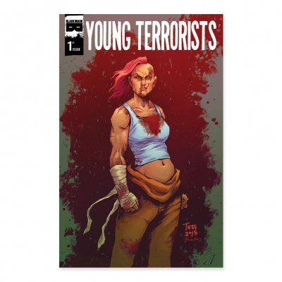 Young Terrorists - Young Terrorists Issue 1