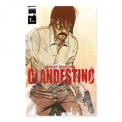 black-mask-studios - Clandestino Issue 1