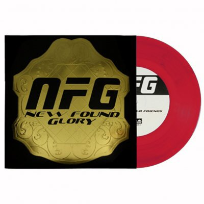 "New Found Glory - Listen To Your Friends 7"" (Red)"