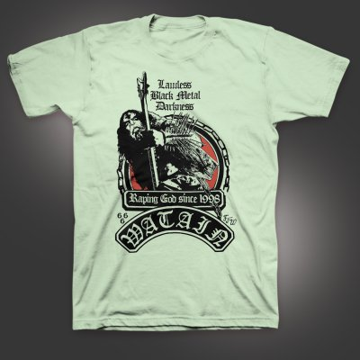 Watain - Raping God T-Shirt (Natural)