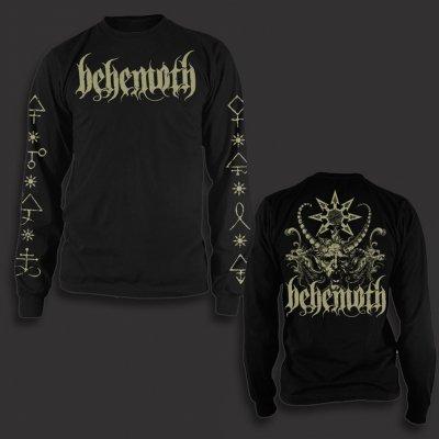 Behemoth - Demon Longsleeve T-Shirt (Black)