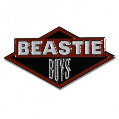 beastie-boys - Classic Logo Enamel Pin