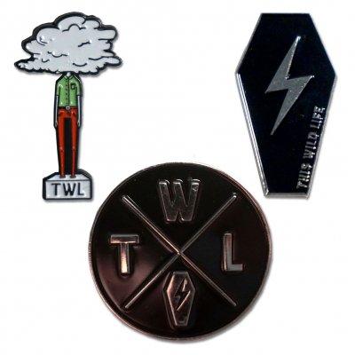 this-wild-life - This Wild Life Enamel Pin Set