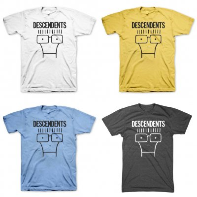Descendents - Classic Milo - Choose Your Color (Mens & Womens)