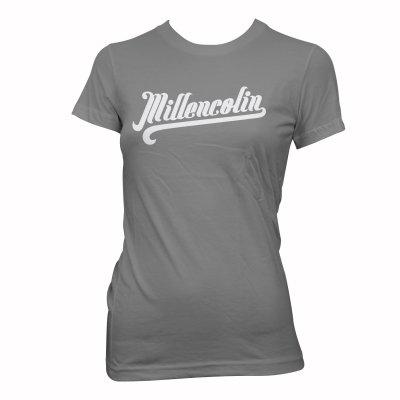 millencolin - Women's Baseball T-Shirt (Heather Grey)