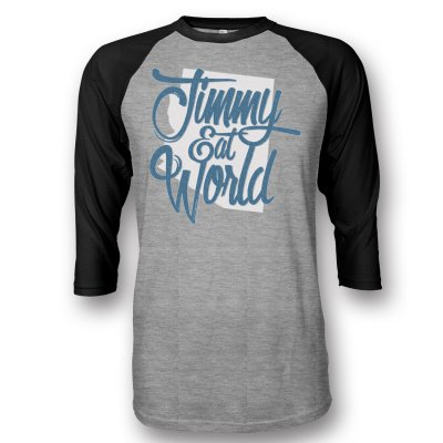 jimmy-eat-world - Arizona Raglan
