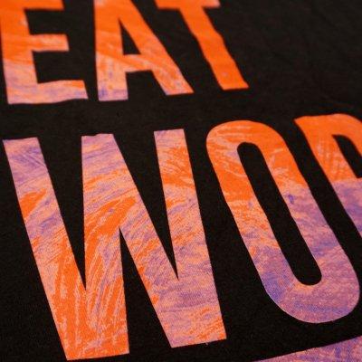 Jimmy Eat World - Stacked Logo T-Shirt (Black)