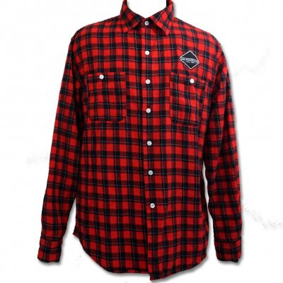 vans-warped-tour - Forever Warped Flannel