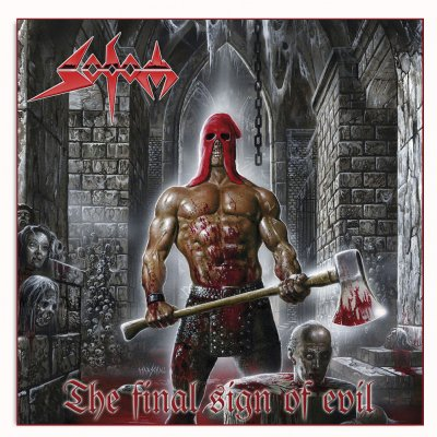 Sodom - The Final Sign Of Evil CD