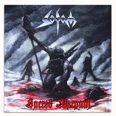 Sodom - Sacred Warpath EP CD