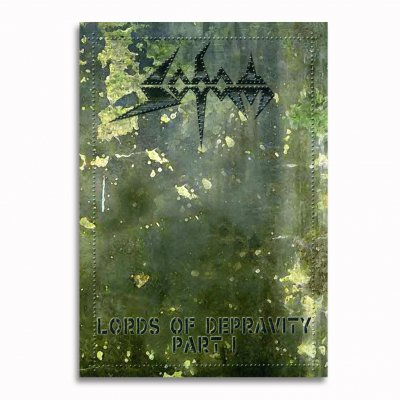 sodom - Lords Of Depravity Pt. 1 DVD