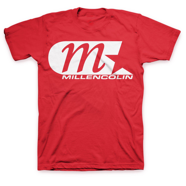 IMAGE   M Star Logo T-Shirt (Red)