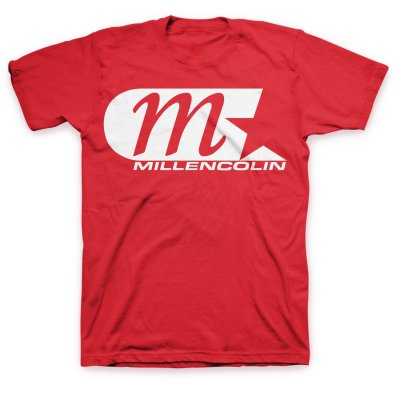 millencolin - M Star Logo T-Shirt (Red)