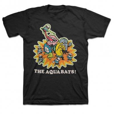 the-aquabats - Neon Battle T-Shirt