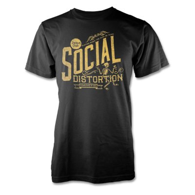 social-distortion - Premium Grade T-Shirt