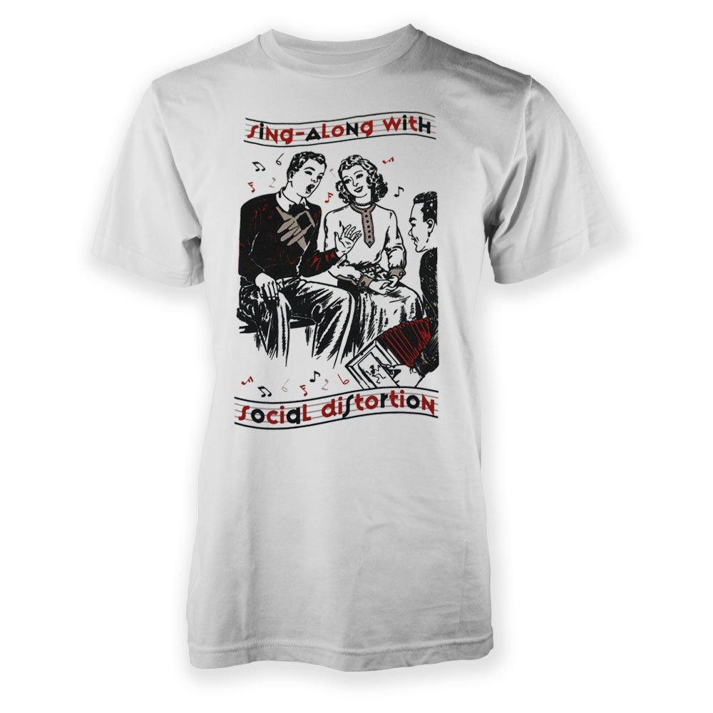 IMAGE   Sing-A-Long T-Shirt (White)