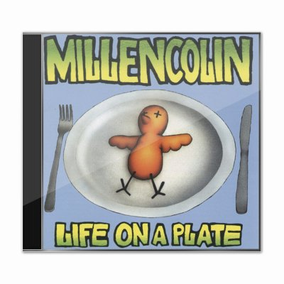 Millencolin - Life On A Plate CD