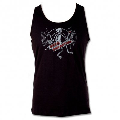 social-distortion - 45 Record Tank (Black)