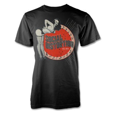 Musical Review T-Shirt (Black)