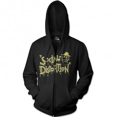 X'd Eye Guy Ness Hoodie (Black)