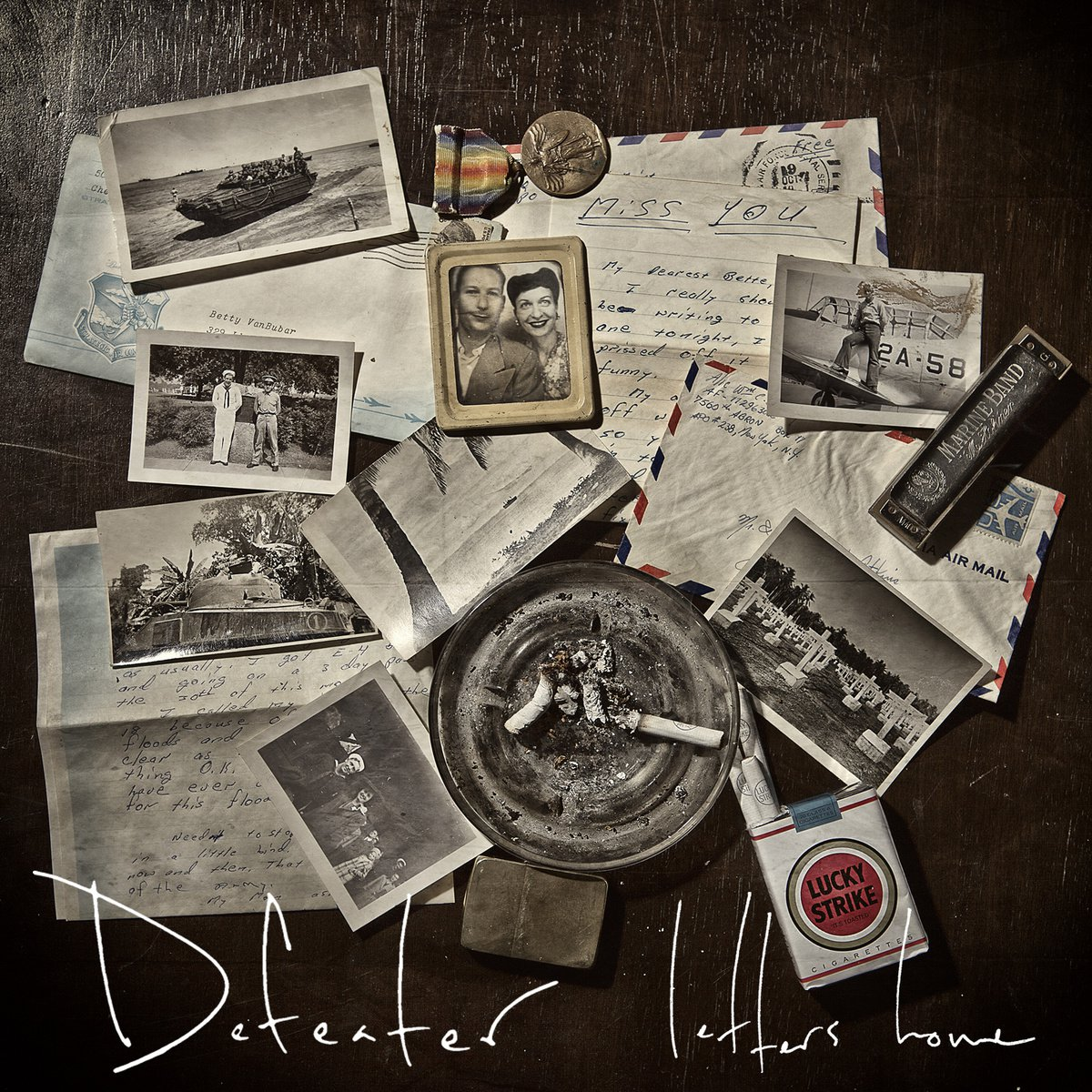 IMAGE | Letters Home CD