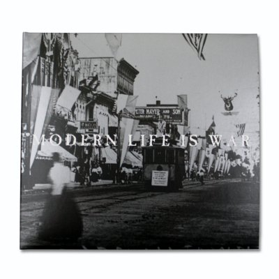 Modern Life Is War - Witness CD (Reissue)