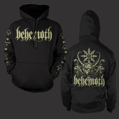 behemoth - Demon Pullover Sweatshirt (Black)
