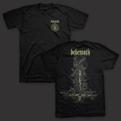 behemoth - Angels Descend T-Shirt (Black)