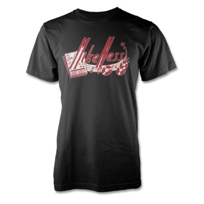 mike-ness - Doo Wop T-Shirt (Black)