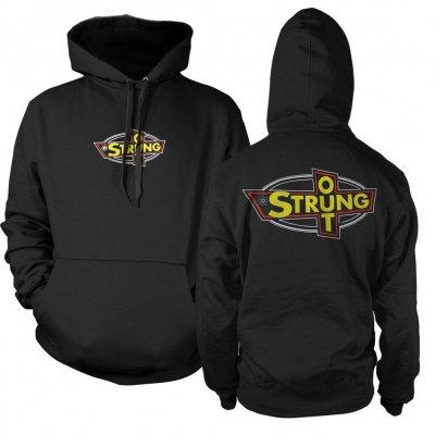 strung-out - Black OG Logo Pullover Hoodie