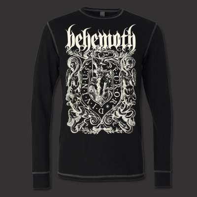 behemoth - Furor Longsleeve Thermal (Black)