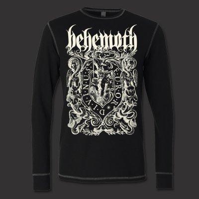 Behemoth - Furor Longsleeve Thermal (Black)