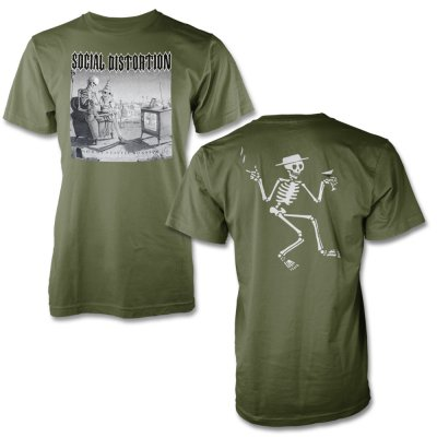 social-distortion - MLM Army Tee