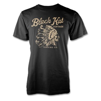 black-kat-kustoms - Chief Tee