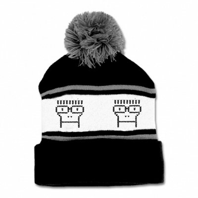 descendents - Milo Pom Pom Beanie