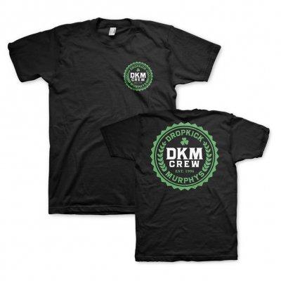 Dropkick Murphys - DKM Crew Tee