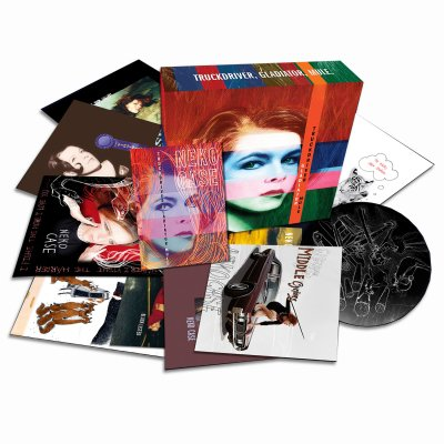 neko-case - Truckdriver, Gladiator, Mule Vinyl Box Set
