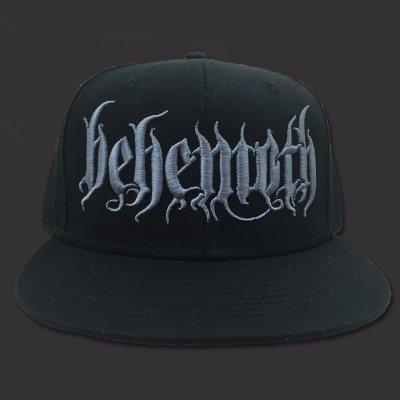 Behemoth - Black Logo Snap Back