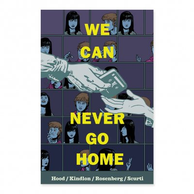 black-mask-studios - We Can Never Go Home: What We Do Is Secret Vol. 1 Hardcover
