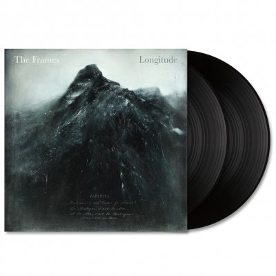 anti-records - Longitude 2xLP (Black)