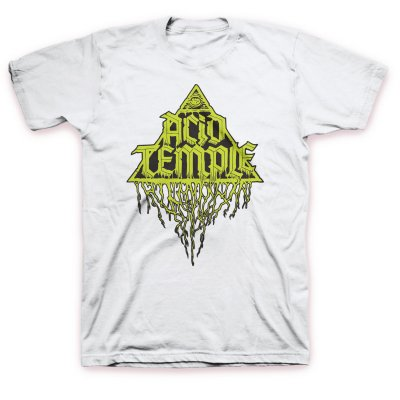 TRVE Brewing Company - Acid Temple T-Shirt (White)