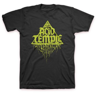 trve-brewing-company - Acid Temple T-Shirt (Black)