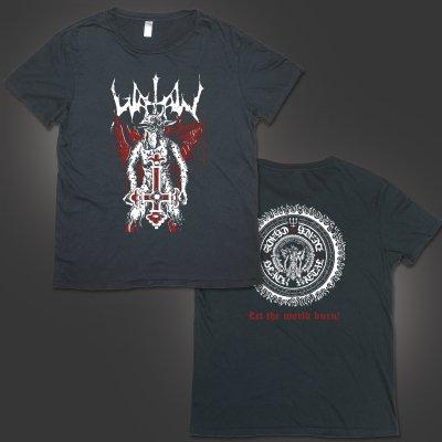 Watain - De Profundis T-Shirt (Vintage Black)