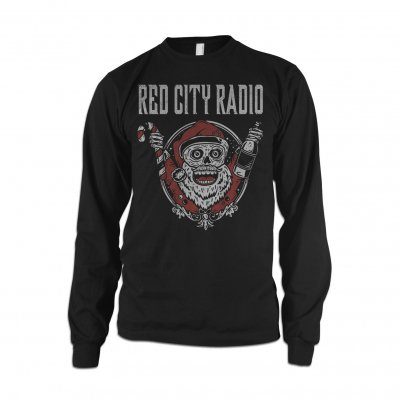 red-city-radio - 2015 Christmas Crewneck