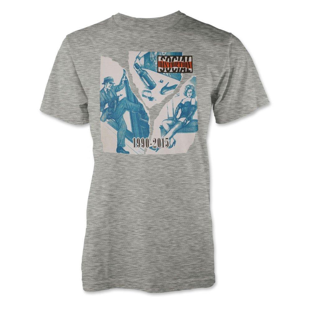 IMAGE   Bootleg T-Shirt (Heather Grey)